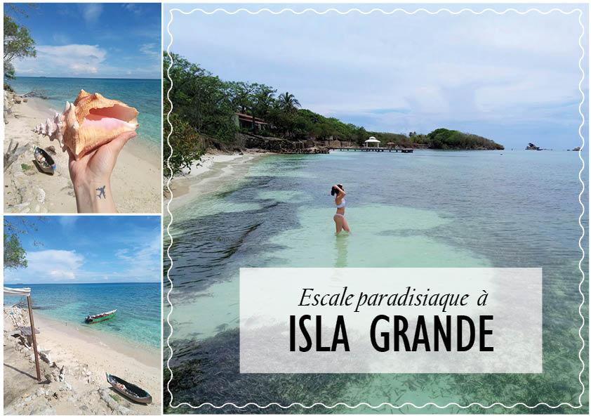 ISLA GRANDE – COLOMBIE