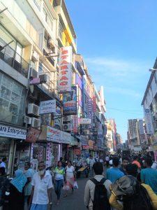 Rue de Colombo Sri Lanka