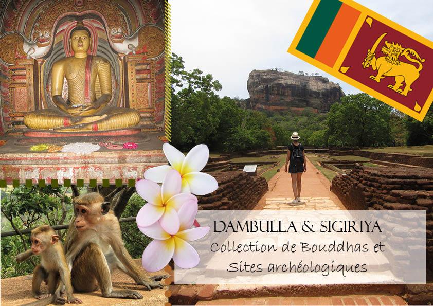 DAMBULLA & SIGIRIYA – SRI LANKA