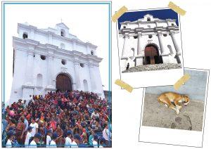 Chichicastenango - Eglise Santo Tomàs
