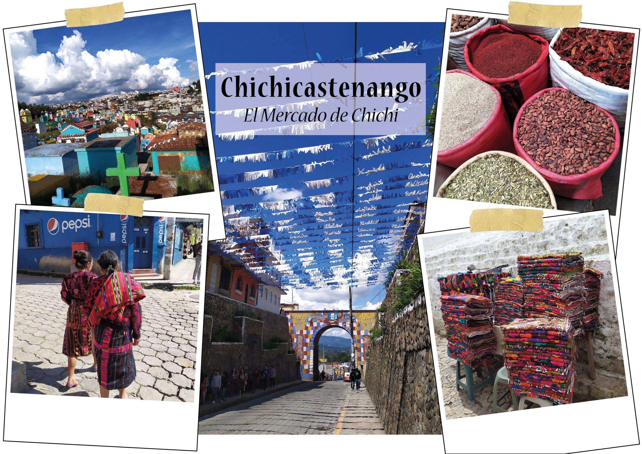 CHICHICASTENANGO – GUATEMALA