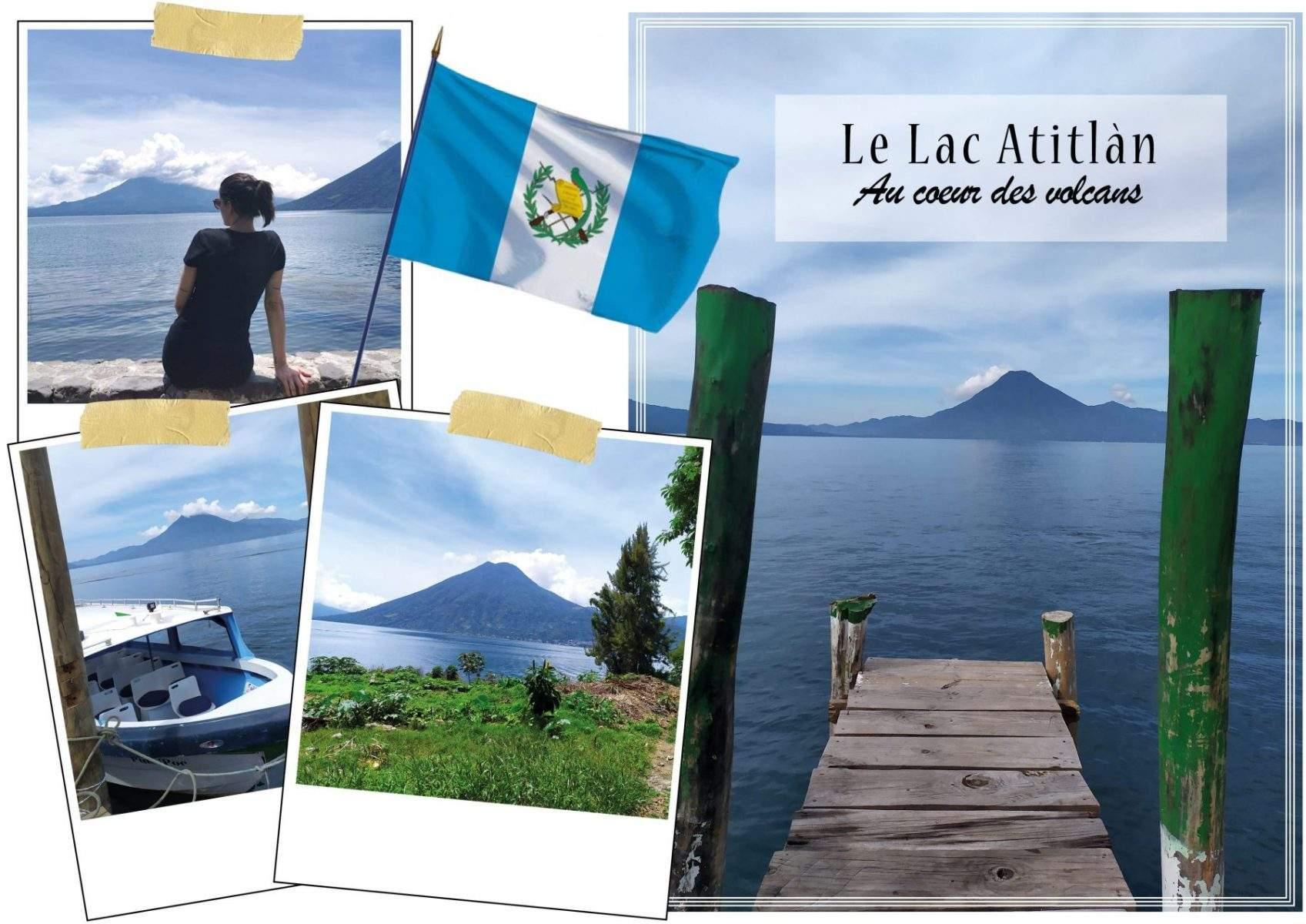 LAC ATITLÀN – GUATEMALA