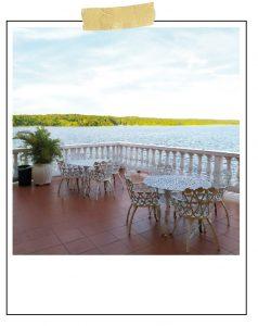 Isla de Flores hostal villa del lago