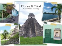 FLORES & TIKAL – GUATEMALA