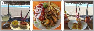 Guatemala Monterrico Food